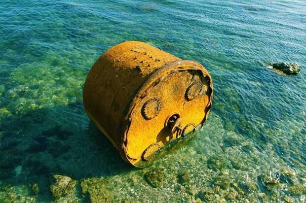 Находки, которое море хранило веками, и не только. дайвинг, поиск, море