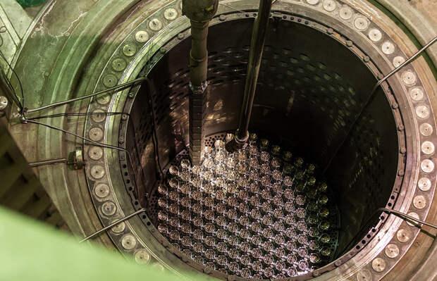 Как устроена система безопасности АЭС: стержни, спринклер, контейнмент
