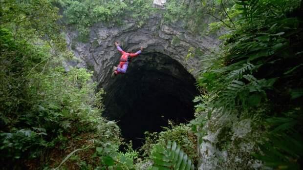 Мексиканская пещера – вход в параллельный мир?