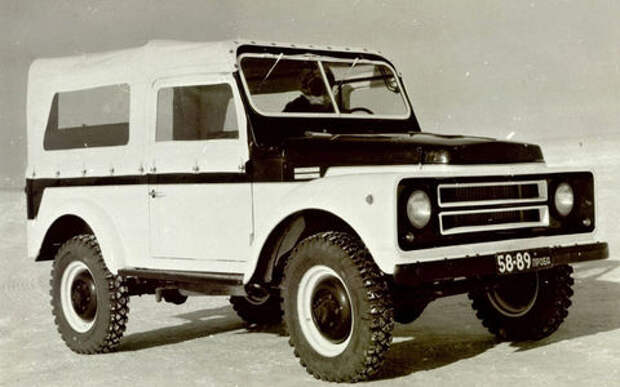 12 «козликов» ГАЗ-69, которых вы не видели (есть и зарубежные)