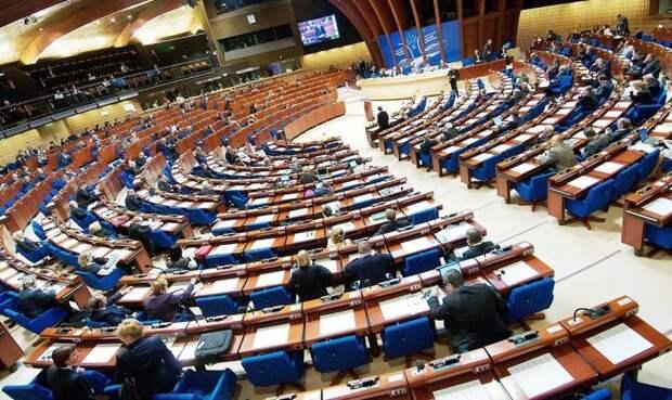 Россия выплатит долг по членским взносам в Совет Европы