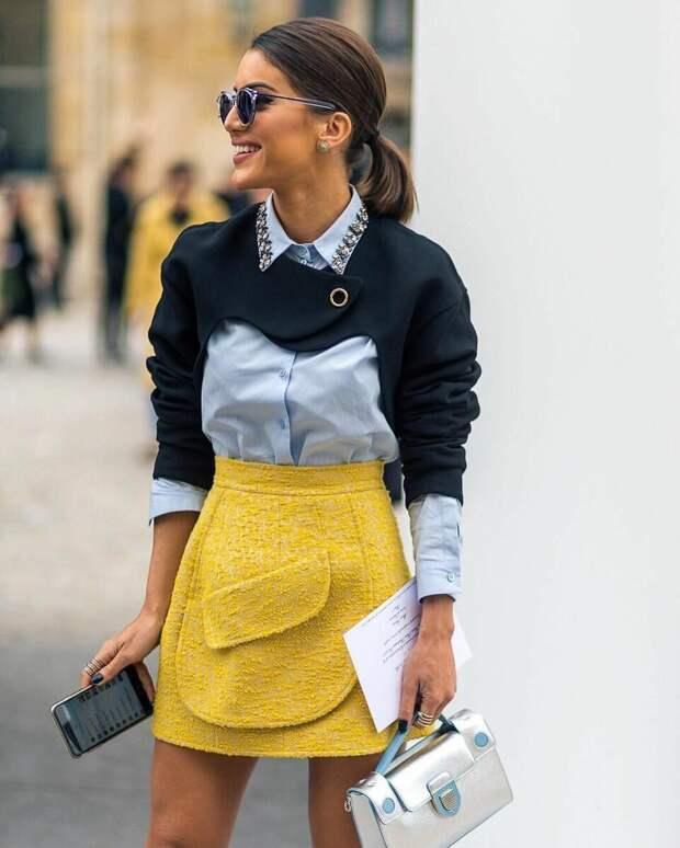 Как носить самый модный цвет весны 2021: 10 лучших идей