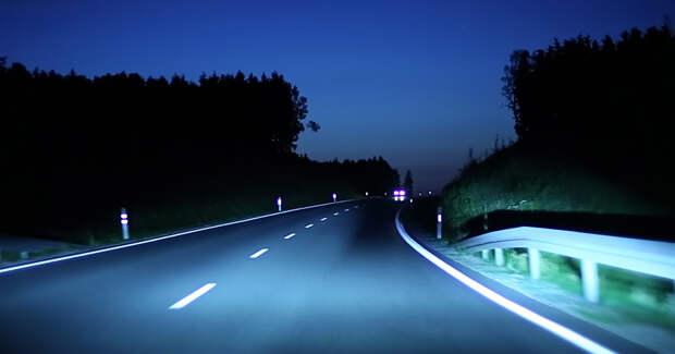 Ford использует GPS для лучшего освещения дороги