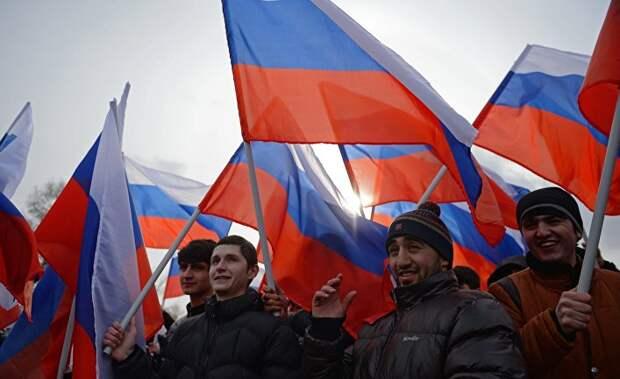 Новый подход России к использованию силы