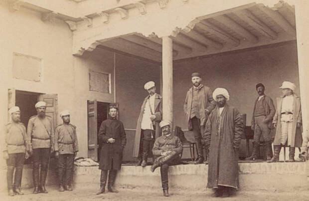 Культ знания национальных языков – политика Российской империи в Средней Азии