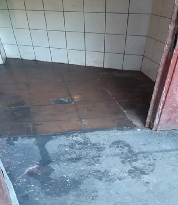 В доме на Бочвара проведена уборка мусоросборной камеры – Жилищник