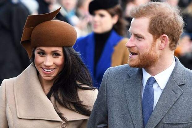 """Принц Гарри и Меган Маркл подумывали о """"Мегзите"""" еще до брака"""