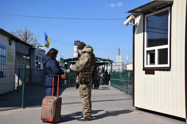 Манипуляции с КПВВ в Донбассе