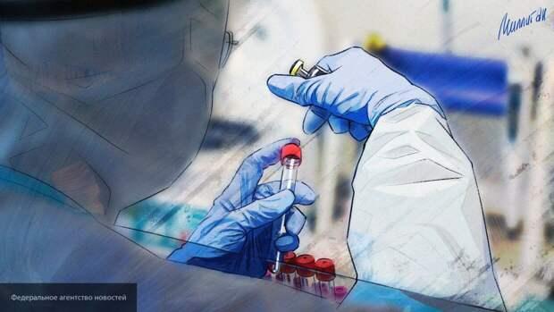 Оперштаб сообщил о новых случаях коронавируса в России