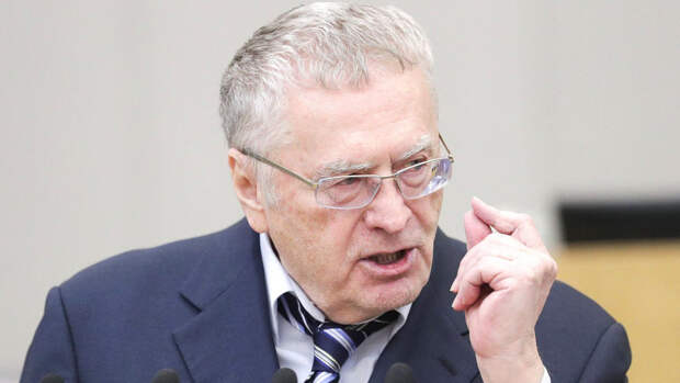 Жириновский спрогнозировал тяжелый год для Украины