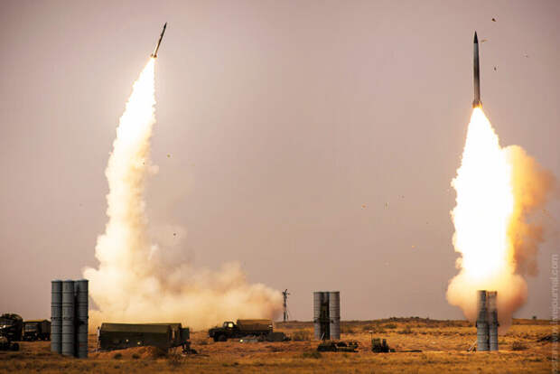 Российские С-400 сбили над Сирией 57% крылатых ракет Томагавк
