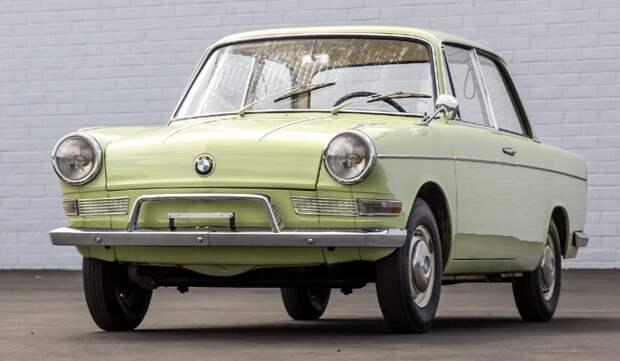 На аукционе продадут редкий «Запорожец» от BMW