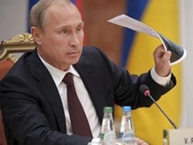 Новость на Newsland: Путин: Россия и ТС будут защищать свои рынки