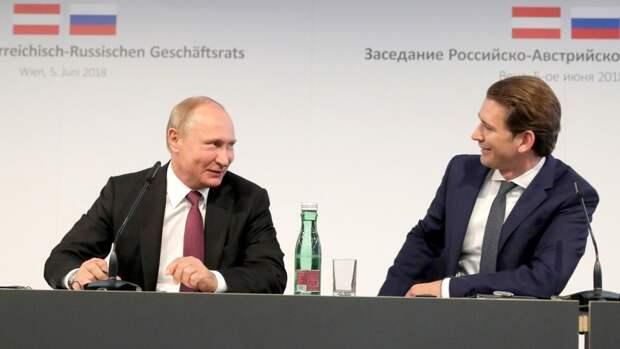 Австрия высказалась за проведение переговоров Байдена и Путина в Вене