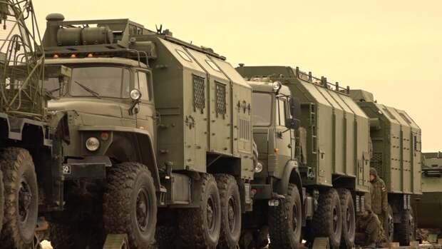 Военные Таманской и Кантемировской дивизий прошли контрольную проверку в ЗВО