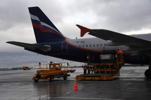 Самолет Boeing 738  рейса Оренбург-Москва вернулся в аэропорт вылета по технической причине