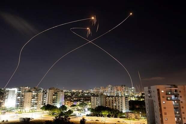 Армия Ливана выясняет, откуда были выпущены ракеты по Израилю
