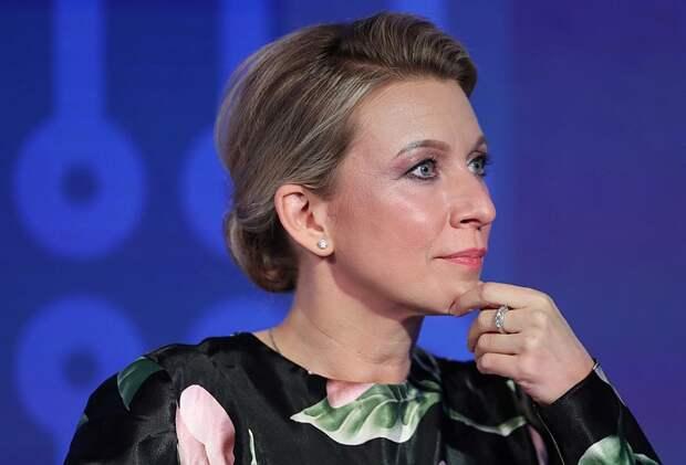 Захарова ответила на призыв НАТО исключить США и Чехию из списка недружественных стран