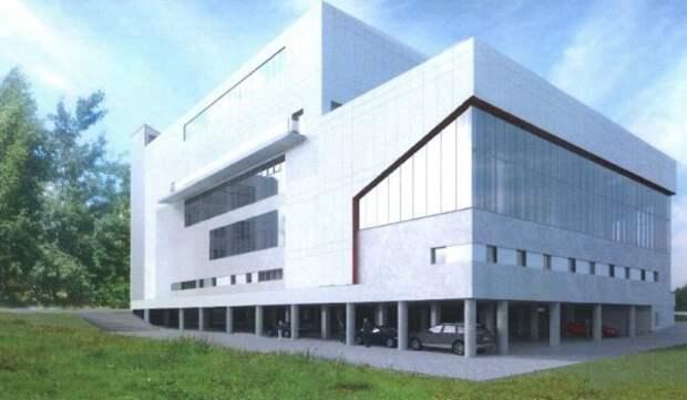 Для школы-интерната №1 в районе Алексеевский построят ФОК с бассейном