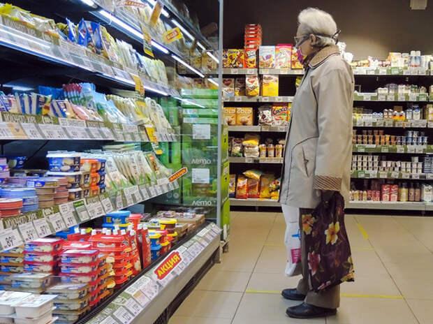 Инфляция в России резко ускорилась.  Правительство дает лукавые прогнозы