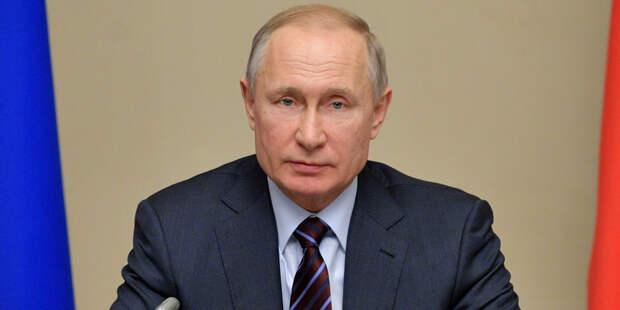 Переведет ли Путин дух