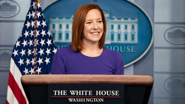 Псаки может оставить должность пресс-секретаря Белого дома