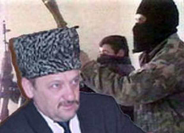 Теракт 9 мая 2004 года на стадионе «Динамо» в Грозном, в результате которого погиб Ахмад Кадыров.