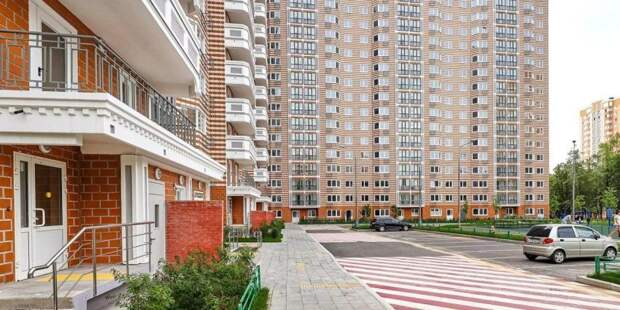 Собянин: В программу реновации включены уже 464 стартовые площадки фото: mos.ru