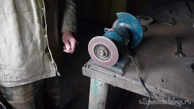 Восстановление старого, не пригодного к работе топора