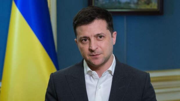 Президент Украины Зеленский развязывает войну с мэром Киева