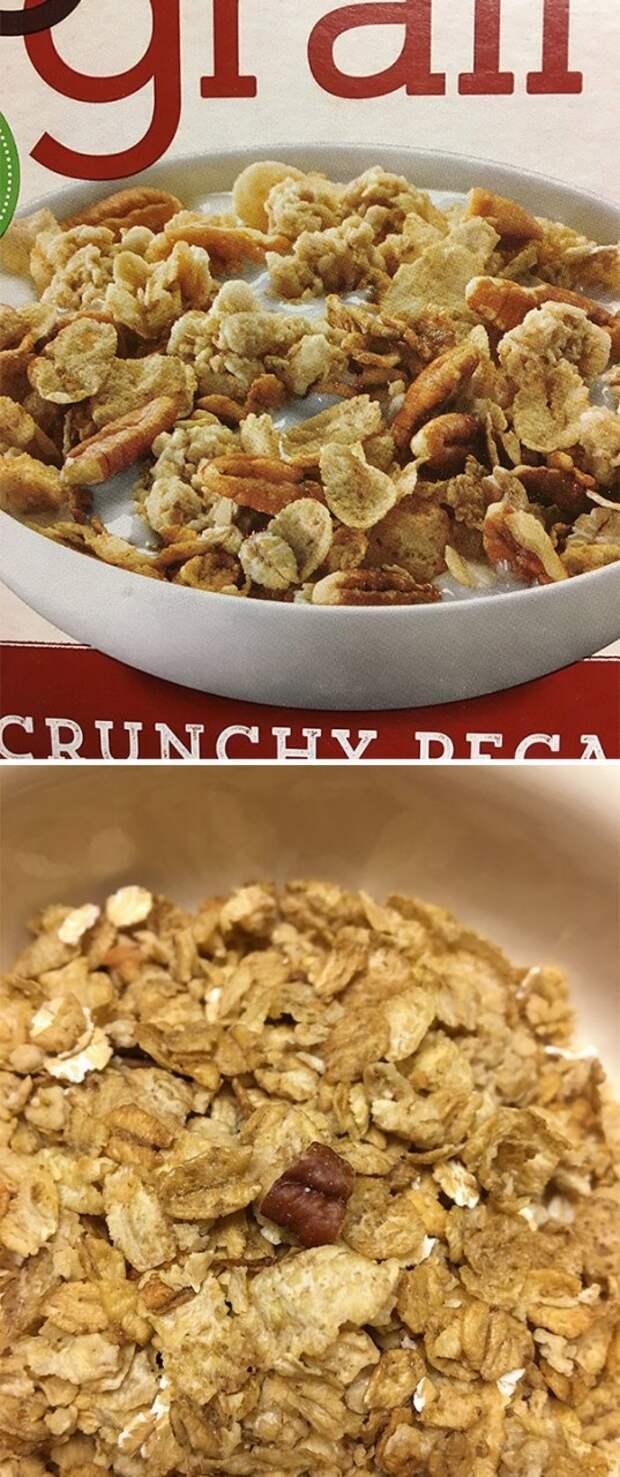 Щедрая ореховая добавка еда, кругом обман, продукты