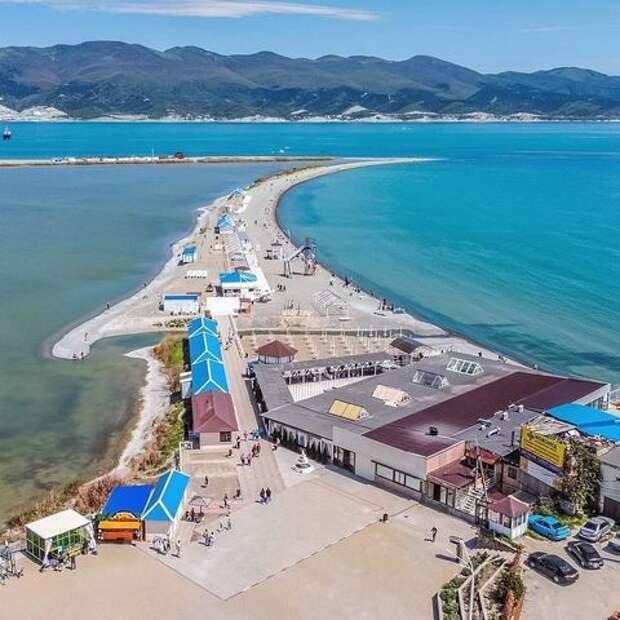 5 российских пляжей, которые не осаждают туристы