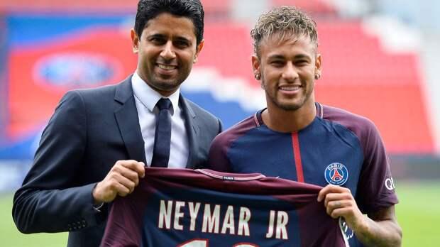 Президент «ПСЖ»: «Неймар сказал мне, что хочет завершить карьеру в Париже. Он любит наш клуб»