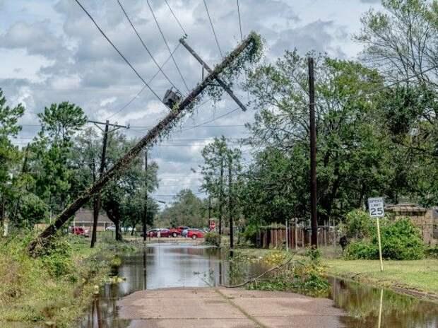 Ураган «Лаура» в США: количество жертв увеличилось до 14 человек