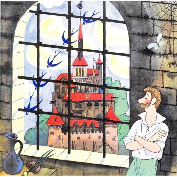 Правда и ложь об олимпийском Мишке. Как Виктор Чижиков придумал и нарисовал символ Олимпиады-80, фото № 7