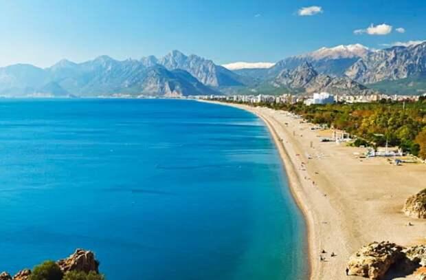 Турция может отменить обязательство предъявления теста ПЦР для туристов
