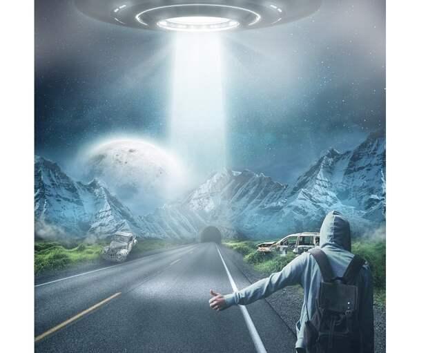 Наблюдение НЛО и последующее странное исчезновение Джерри Ирвина