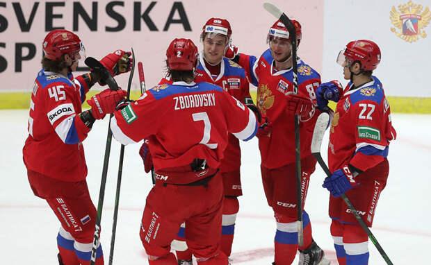 Чешские хоккейные игры-2021: состав и соперники сборной России на евротуре