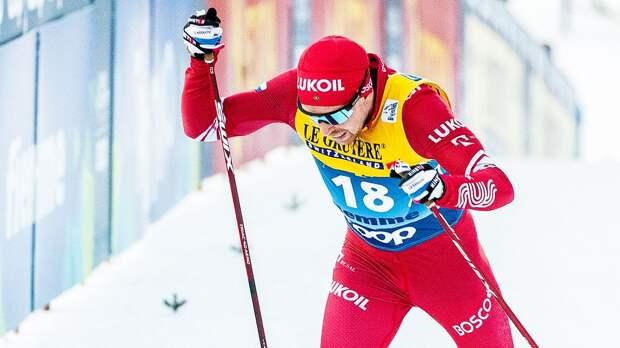 Семиков выиграл масс-старт на 50 км на чемпионате России по лыжным гонкам