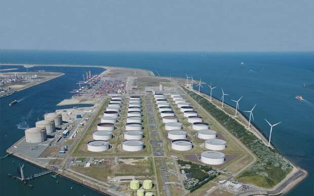 """Геоэнергетика: В Европе создаётся газовый """"Триумвират"""" с Россией"""