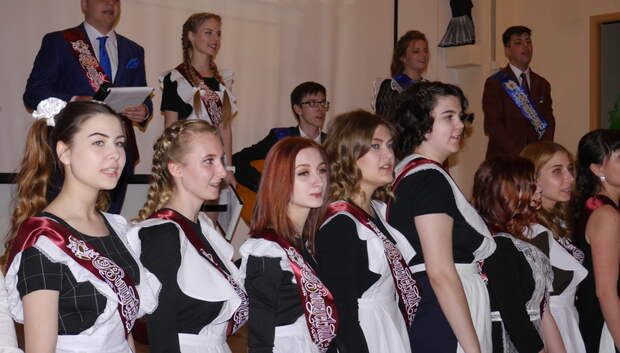 В этом году последний звонок прозвенит для 108 тысяч школьников в Подмосковье