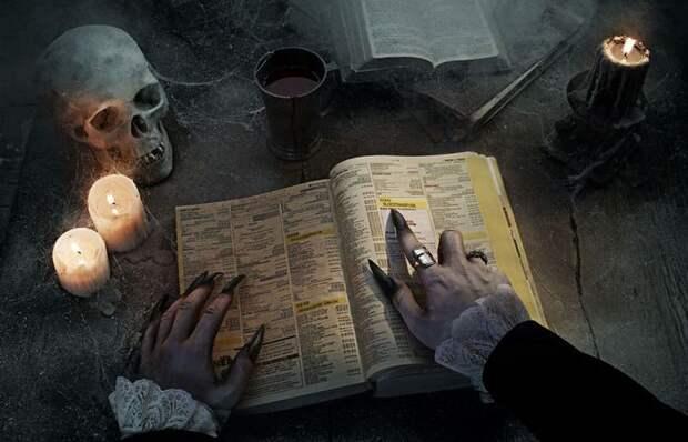 Час расплаты книжных воров... / Фото: mentalfloss.com
