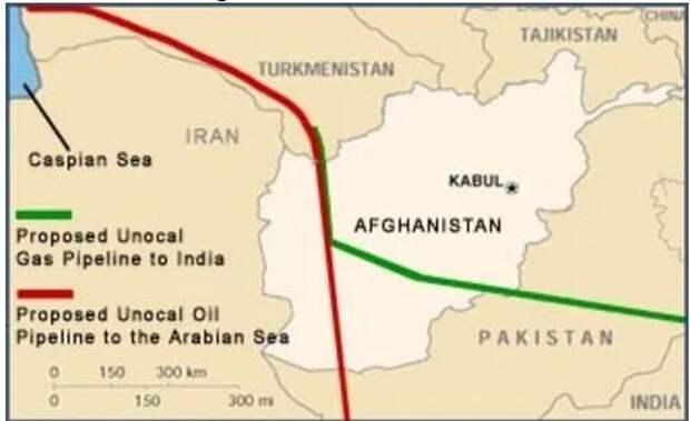 Приватизация войны в Афганистане