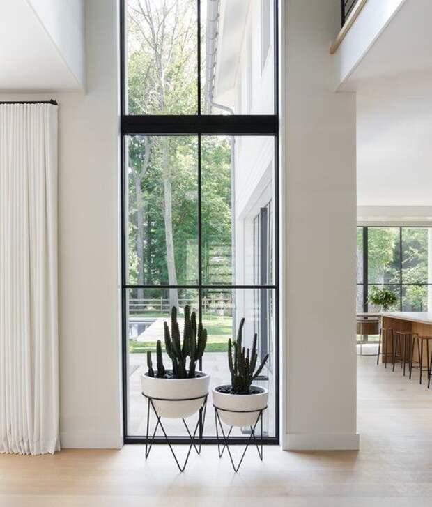 Альтернативные способы украсить окно, не используя шторы