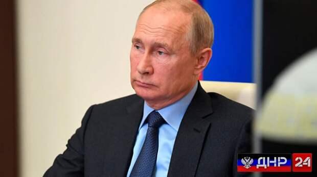 Путин прокомментировал передвижение войск РФ возле Украины