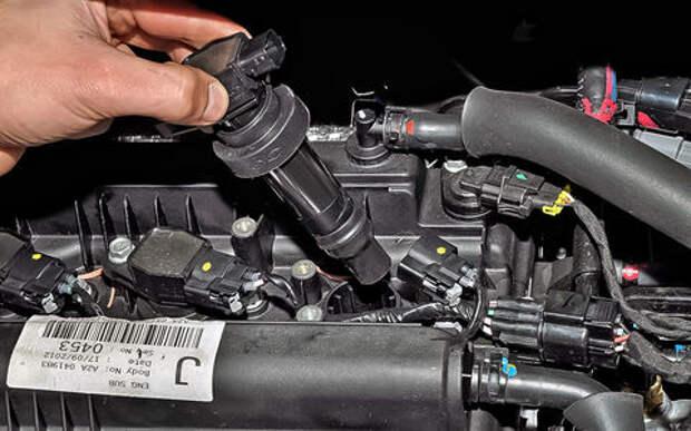Почему троит двигатель?