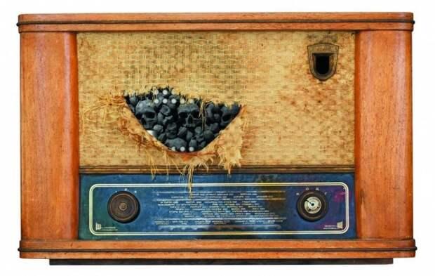 Радиосигналы из другой реальности