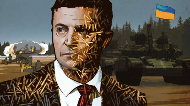 Украинская журналистка рассказала о провокации Зеленского в отношении России
