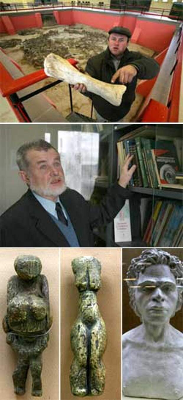 Костёнки. Древняя цивилизация под Воронежем