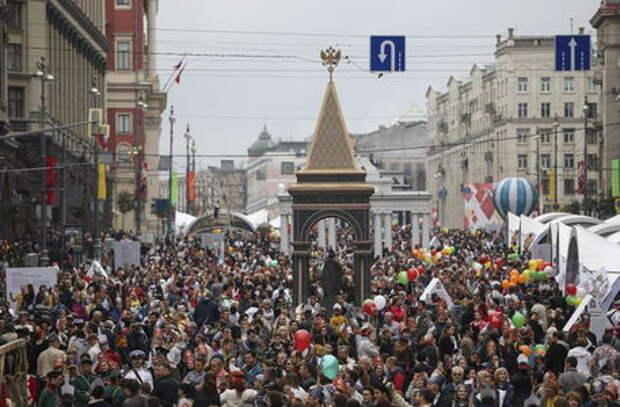 Какие улицы перекроют в Москве на время празднования Дня города